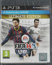 FIFA 14, Ultimate Edition, ps3, NUOVO & OVP
