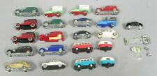 Wiking, High Speed, Herpa, Brekina & Other Ho Scale Assorted Vehicles [20]
