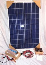 Solar Panel Kit 100 Watt /1000WCP/2000WPP/ Inverter 12V-RV-Boat-Off Grid