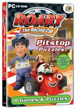 Roary The Racing Car Pitstop Puzzles (PC)