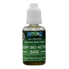 Topical Back Nerve Pain Relief Spasms Sciatica Inflammation Hemp Oil Serum