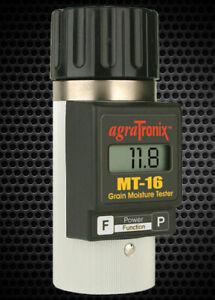 MT-16 Grain Moisture Tester #08155 Agratronix