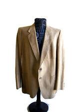 Vintage Royal Guild Eagleson's Mens Jacket Suede Blazer Sport Coat Union Made