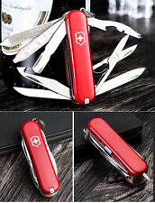 Outdoors Military Folding Pocket Swiss Army Knife Swiss champ Survival Multi T33