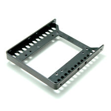 "Dual 2.5"" SSD to 3.5"" Bay Hard Drive HDD Mounting Dock Tray Bracket Adapter PC"
