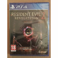 Resident Evil Revelations 2 Complete Set (PS4) New and Sealed