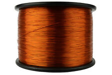 TEMCo Magnet Wire 24 AWG Gauge Enameled Copper 10lb 7905ft 200C Coil Winding