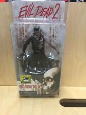 SDCC 2012 NECA Evil Dead 2 Ash Hero From The Sky 25th Anniversary Bruce Campbell