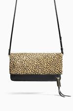 Stella & Dot Covet Crosby Bag-Leopard Brand New In Original Package