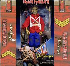 Neca Iron Maiden figura retro Trooper Eddie