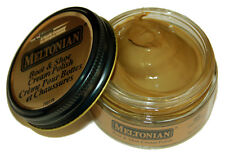 (01004) Meltonian Shoe Cream 1.55 ounce Light Brown, Wholesale Options Available
