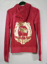 Juicy Couture Tracksuit JC Mulberry Palm Icon Original Jacket VLR Hoodie & Pants