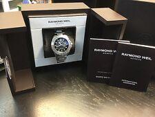 RAYMOND WEIL MEN'S SPORT WATCH/RW8300 WITH BOX