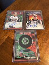 2005 611/900 RU, 1997 SB, 2004 Wheels Bobby Labonte Autograph Lot