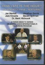 How Late is the Hour A Prophecy Panel DVD Olive Tree Ministries