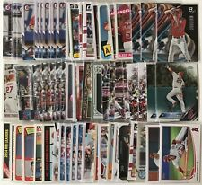 66) 2013-2020 ALL Mike Trout LOT All Pictured! Angels .10¢ Each Combined Ship🔥