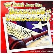 What Are the Branches of Democracy? by Ann H. Matzke