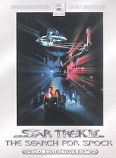 Star Trek III: The Search for Spock (DVD-Widescreen) 2-Disc Set, Special CE