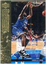 1994-95 UPPER DECK SLAM DUNK STARS #S12: SHAQUILLE O'NEAL