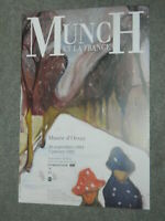 MUNCH 1991 Exposition Musée d'ORSAY