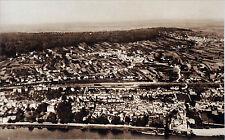 La VALLÉE de la SEINE près de TRIEL en 1935 - Cliché numéroté