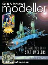 Sci-Fi & Fantasy Modeller #34 - Space: 1999, SHADO Mobile, Planet of The Apes