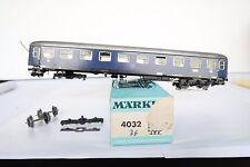 Märklin HO/AC 4032 D-train compartiment voiture 1 KL 11853 DB + Lumière (aa/562-10r7/7)