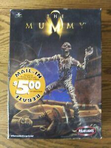 Polar Lights The Mummy - All Plastic Model Kit #5023