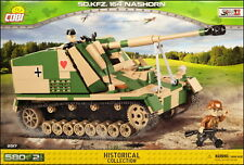 COBI Sd.Kfz.164 Nashorn (2517) - 580 elem. - WWII German tank destroyer