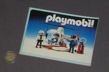 Alter Playmobil Katalog von 1987 - 32 Seiten