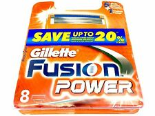 Gillette Fusion Power Blades 16 (2x8pack) Genuine (BNIB)