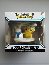 A Day with Pikachu: A Cool New Friend Figure by Funko
