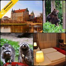 3 Tage 2P 3★ Hotel Güstrow Rostock Mecklen. Seenplatte Kurzurlaub Hotelgutschein