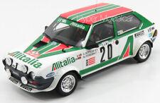 OTTO-MOBILE 1/18 FIAT RITMO ABARTH 75 #20 ALITALIA RALLY MONTECARLO 1979 OT294