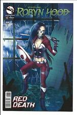 GRIMM FAIRY TALES: ROBYN HOOD # 17 (ZENESCOPE, VARIANT COVER C, DEC 2015) NM NEW