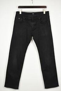Hugo Boss Black Label Stretch Maine1 Regular Fit Homme W34/L32 Jean 37318_GS