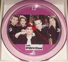 ONE DIRECTION Novelty Wall Clock BRAND NEW **L@@K**