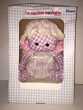 HTF ULTRA RARE VTG ROMPER ROOM SWEET DREAMS AMANDA DOLL HASBRO NIB NEW IN BOX!!