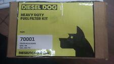 Diesel Dog - Heavy duty fuel filter kit - TOYOTA (CHECK DESCRIPTION) #70001