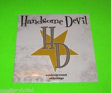 HANDSOME DEVIL 2001 PROMO ONLY 2 TRACK SAMPLER UNDERGROUND OFFERINGS LIT LABEL