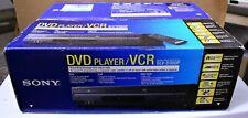 New Listingnew Sony Slv D380p Progressive Scan Dvd Player Vhs Hi Fi Vcr Combo Free Shipping