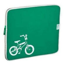 "Targus Retro GREEN Bike 15"" Laptop Notebook Sleeve Skin"