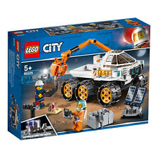 60225 LEGO City Space Port Rover Testing Drive Space Adventure Set 202pcs 5yrs+