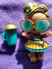 LOL L.O.L Suprise Dolls Series 2 Luxe 24kt Gold Ultra Rare
