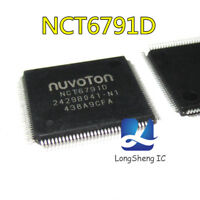 5pcs NCT6791D QFP new