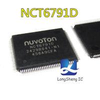 5pcs NCT6791D QFP new