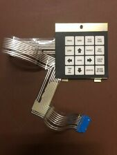 90DayW Service Keypad For National Snack Vending Machine Models 145-148 623-637
