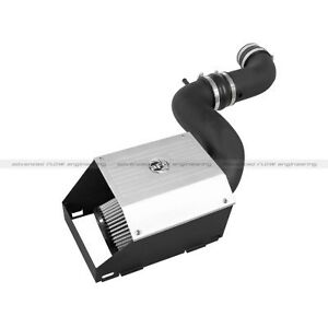 aFe Power Magnum Force Stage 2 Dry S Intake System 06-09 Jeep Commander XK 4.7L