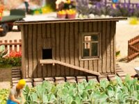 Noch Chicken Shed 14378 HO Scale