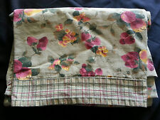 "Tablecloth, Multicolor 90"" x 58"", Rectangular, FREE U.S. Ship, entertain, table"